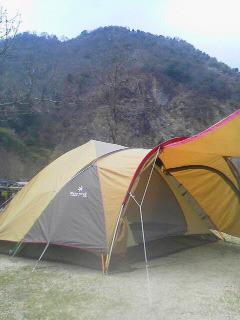 春休みキャンプ